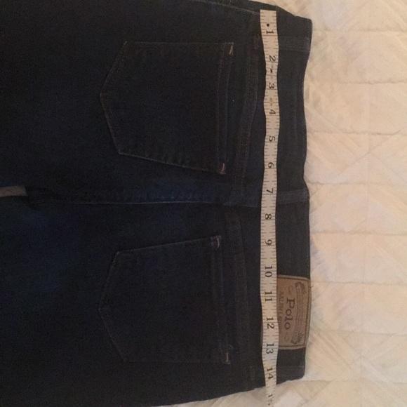 Ralph Lauren Tompkins Skinny Boyfriend Jeans White 25 NWOT